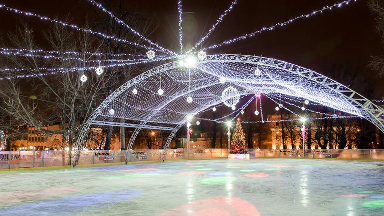 Зимний сезон всаду «Эрмитаж» откроют 21ноября