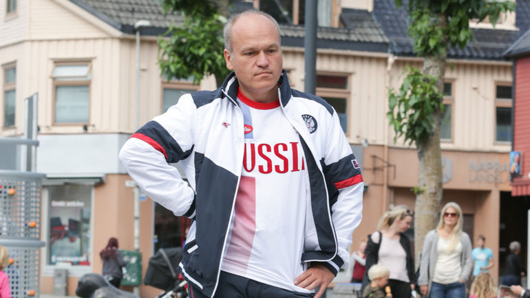 Андрей ФИЛАТОВ. Фото Мария ЕМЕЛЬЯНОВА