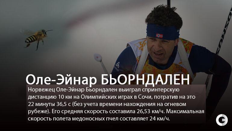 """Оле-Эйнар БЬОРНДАЛЕН. Фото """"СЭ"""""""