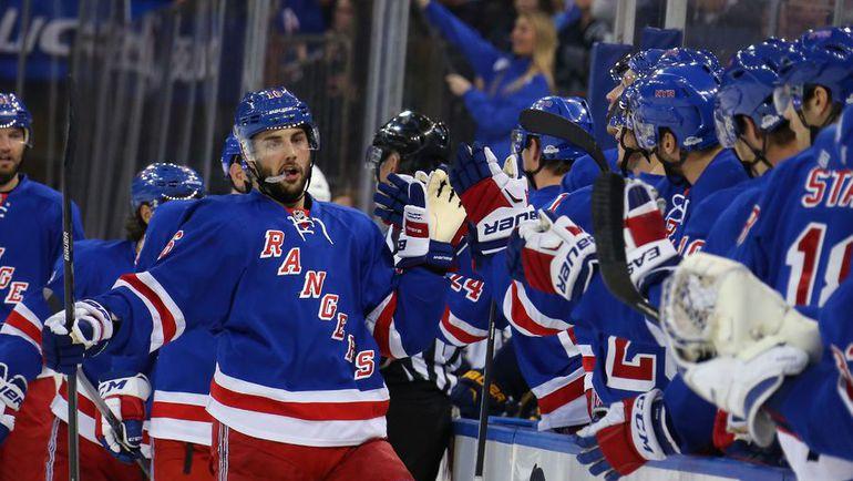 22 февраля 2016. Хоккей, NHL. Рейнджерс - Детройт. Прогноз и ставка на матч