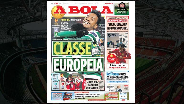 Какой любопытный тренер Черевченко! Обзор Португальских СМИ