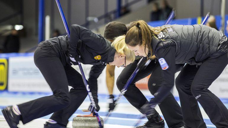 Женская сборная России в третий раз выиграла чемпионат Европы. Фото REUTERS