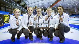 Россиянки – трехкратные чемпионки Европы