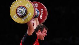 28 ноября. Хьюстон. Чемпион и рекордсмен мира Алексей ЛОВЧЕВ.