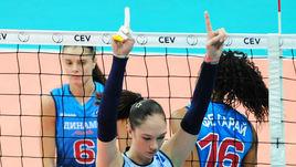 Екатерина Гамова в финале Кубка России