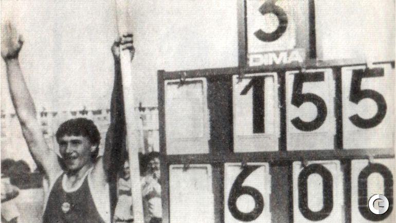 Сергей БУБКА: обладатель 35-ти мировых рекордов (17 - на открытом воздухе, 18 - в помещении); первый человек, преодолевший планку 6 метров. Фото