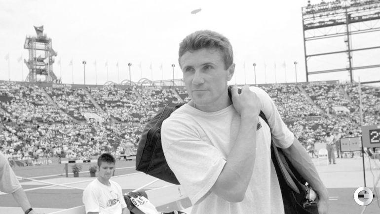 Сергей БУБКА: чемпион Европы (1986). Фото REUTERS