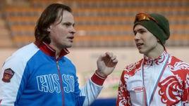 Дмитрий ДОРОФЕЕВ и Павел КУЛИЖНИКОВ.