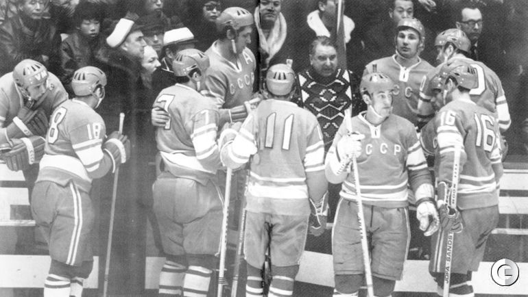 Памяти Анатолия Тарасова. Хоккей. СПОРТ-ЭКСПРЕСС: http://www.sport-express.ru/hockey/photoreports/946093/