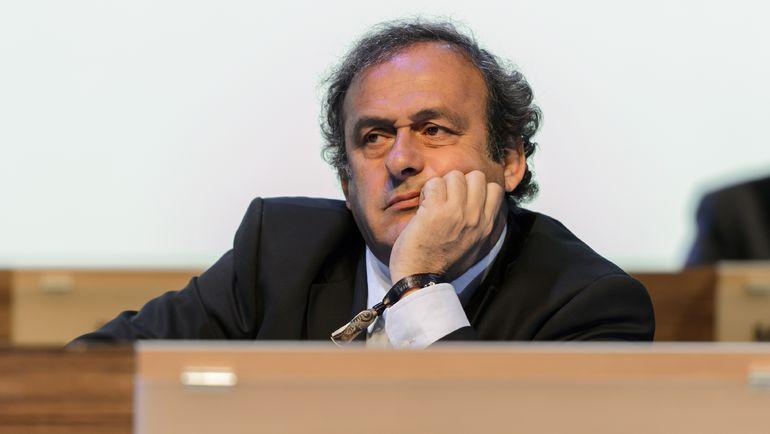 Спортивный арбитражный суд отклонил апелляцию Платини