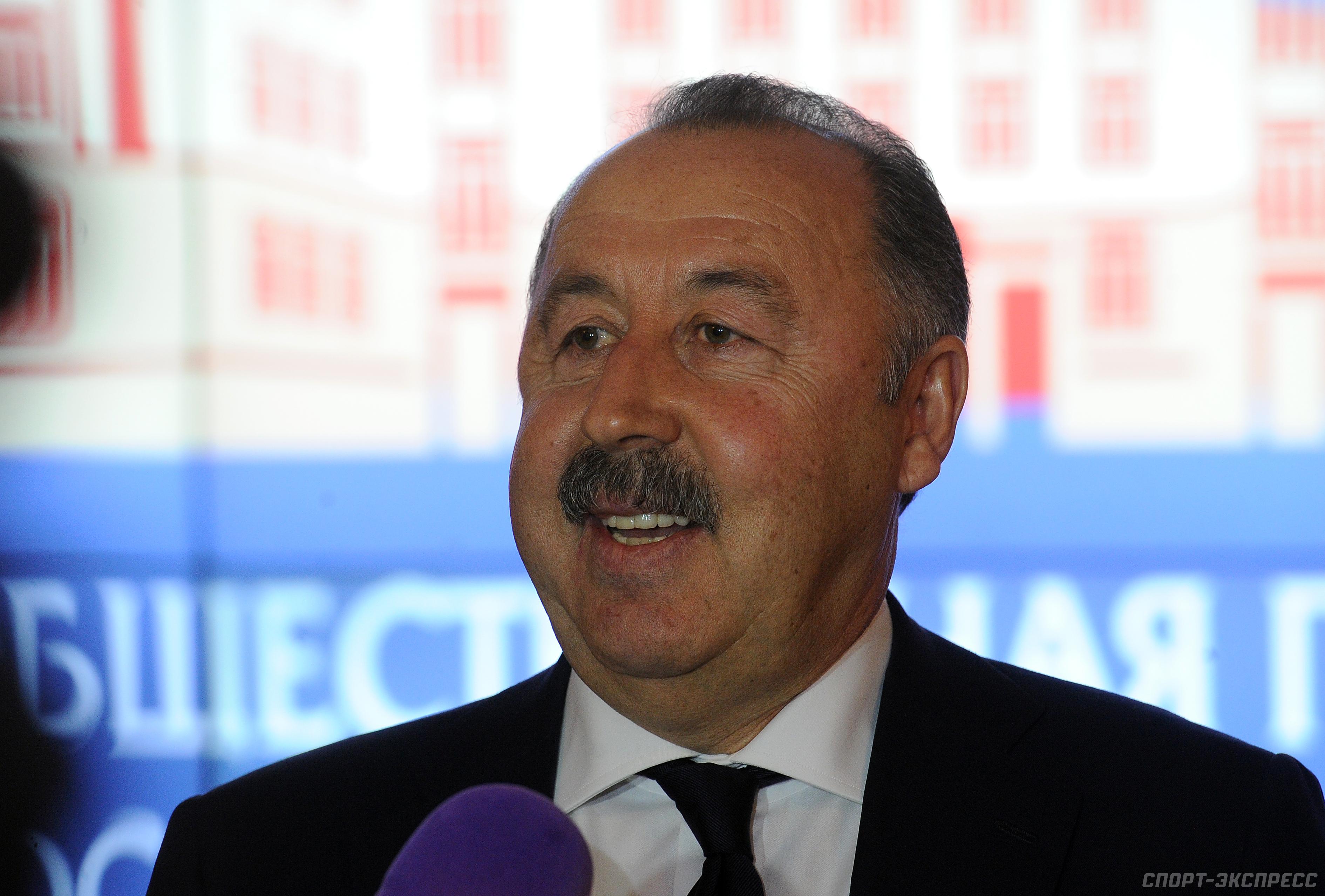 Газзаев комментирует успешное выступление России в Лиге Наций