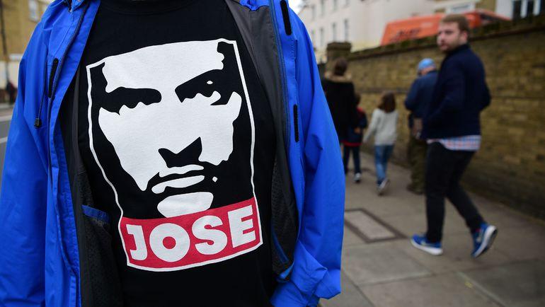 """На прошлой неделе Жозе Моуринью во второй раз уволили из """"Челси"""". Фото AFP"""