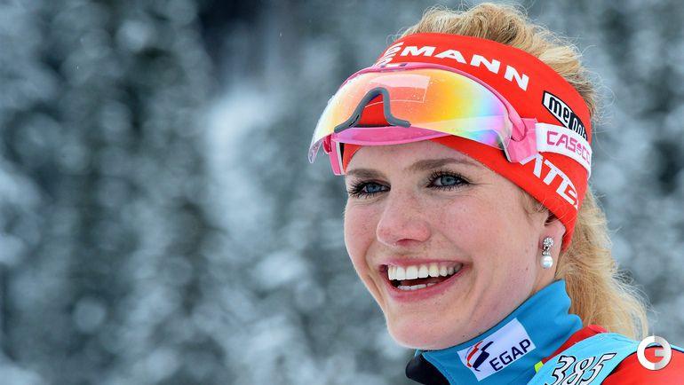 Габриэла СОУКАЛОВА (Чехия). Фото AFP