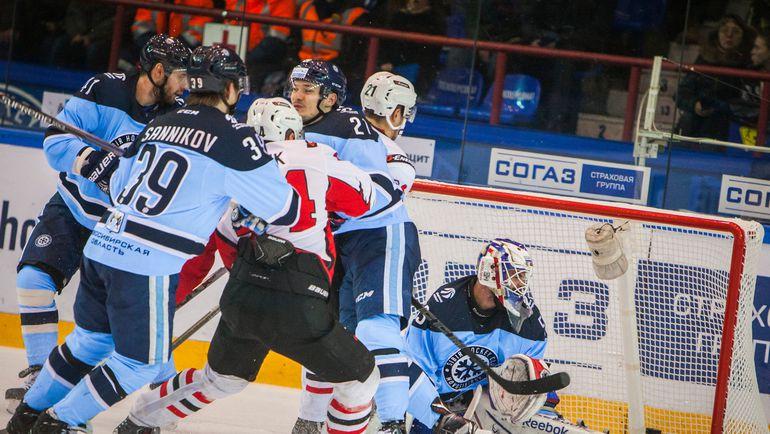 Оба сибирских дерби в сезоне-2015/16 получались упорными. Как будет на этот раз? Фото photo.khl.ru