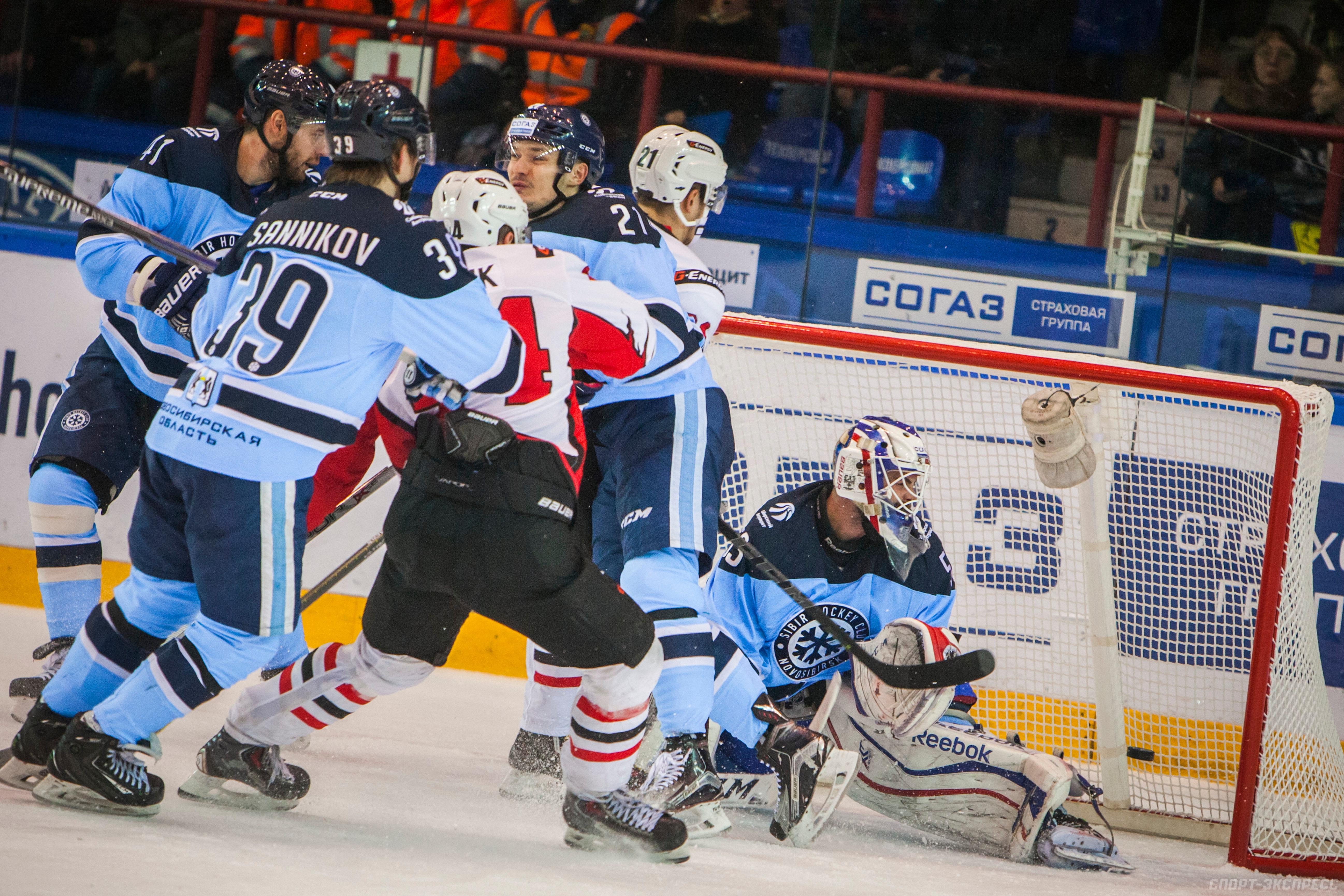 Прогноз на КХЛ: Сибирь – Динамо Рига – 7 октября 2018 года