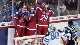 Россия - Финляндия: от 1:3 к 6:4!