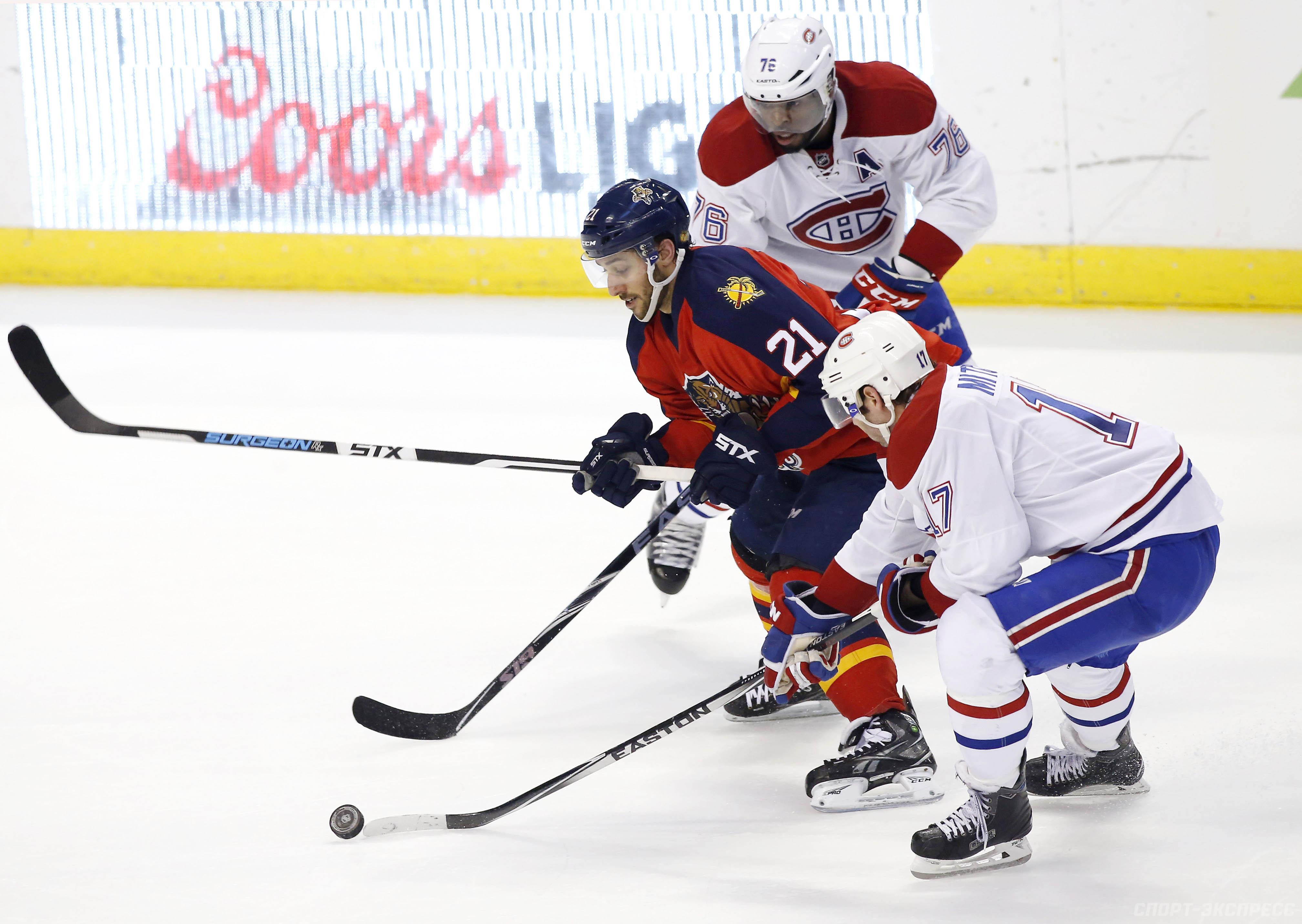 Сможет ли Монреаль обыграть Калгари На что делать ставки на НХЛ 23 Октября 2018