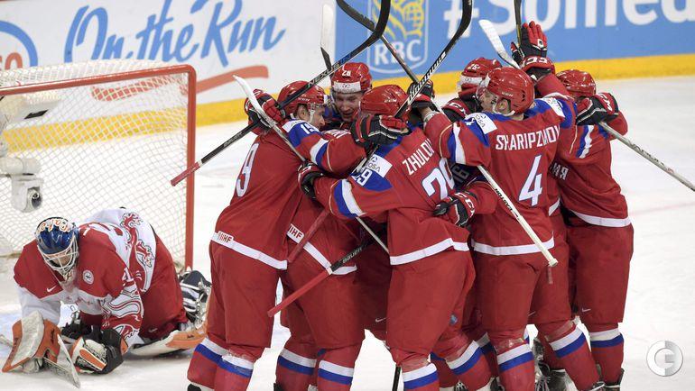 Суббота. Хельсинки. Россия - Дания - 4:3 ОТ. Россия - в полуфинале молодежного чемпионата мира!