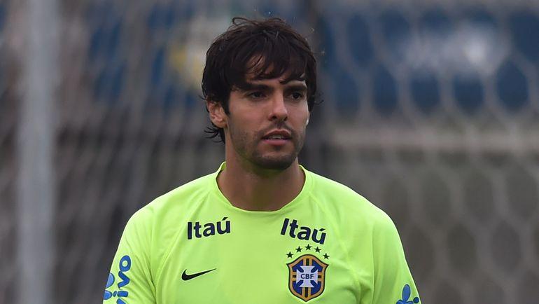 Бывший полузащитник сборной Бразилии КАКА. Фото AFP
