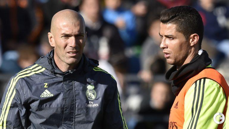 """""""Реал"""" – """"Депортиво"""". Фото AFP"""