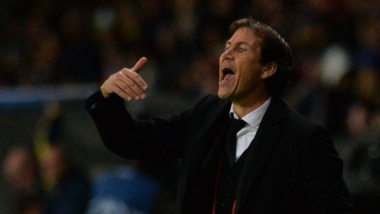 """Рома"" – ""Милан"". Фото AFP"
