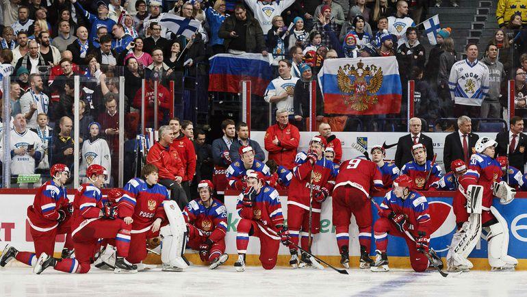 Россия - вторая на МЧМ. Фото AFP