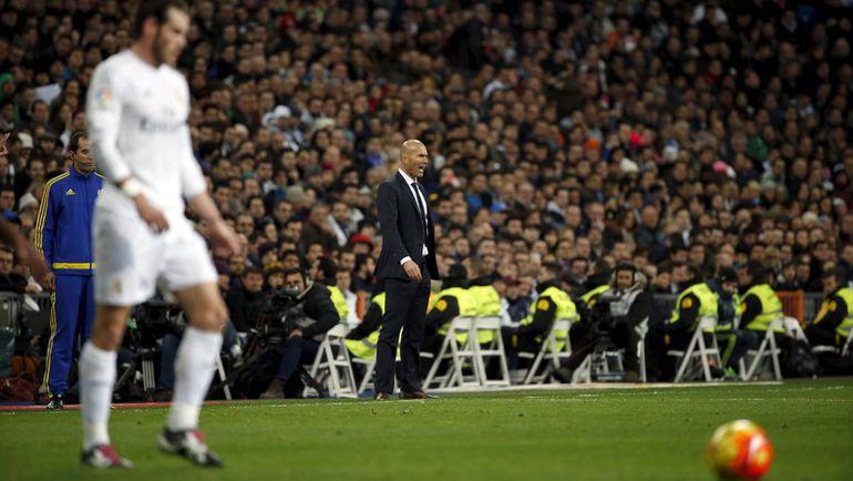"""Реал"" – ""Спортинг"" Х. Фото REUTERS"