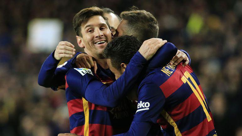 """""""Барселона"""" – """"Атлетик"""". Фото AFP"""
