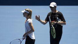 Мария Шарапова - к Australian Open готова!