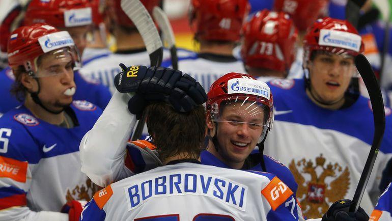 Сергей БОБРОВСКИЙ и Владимир ТАРАСЕНКО. Фото REUTERS