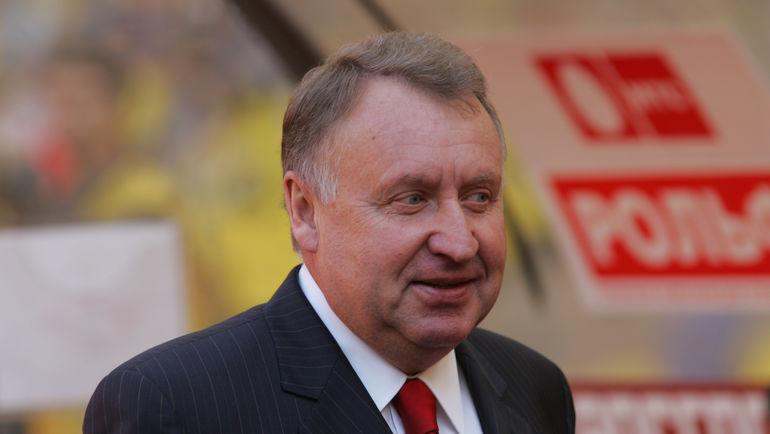 Август 2006 года. Владимир ФЕДОТОВ. Фото Александр ВИЛЬФ