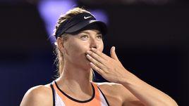 Шарапова – в третьем круге Australian Open