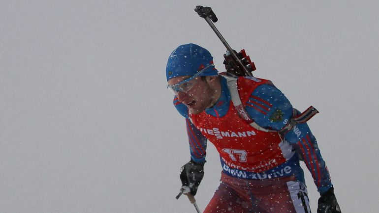 Максим ЦВЕТКОВ. Фото СБР