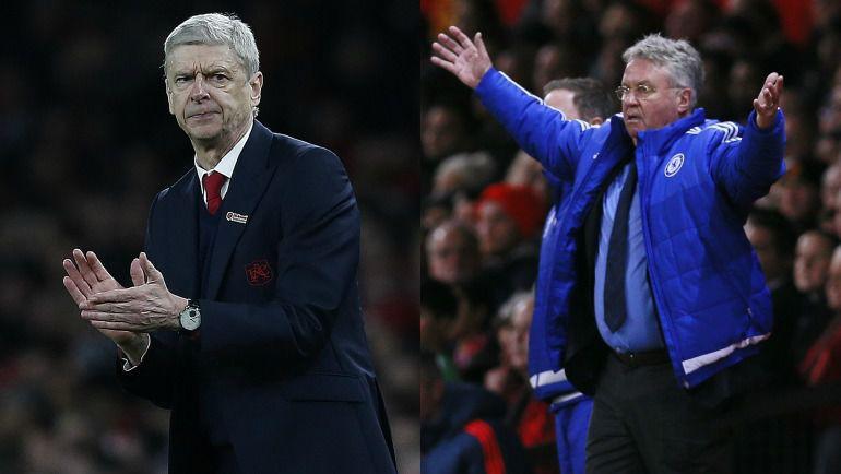 """""""Арсенал"""" – """"Челси"""". Фото AFP"""