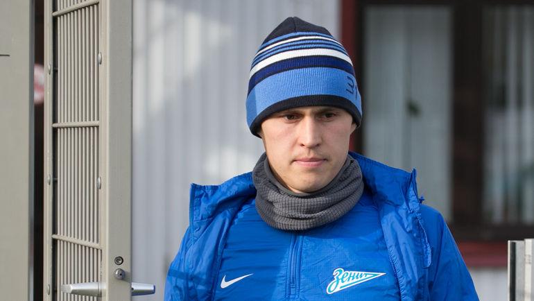 Александр РЯЗАНЦЕВ. Фото Кристина КОРОВНИКОВА