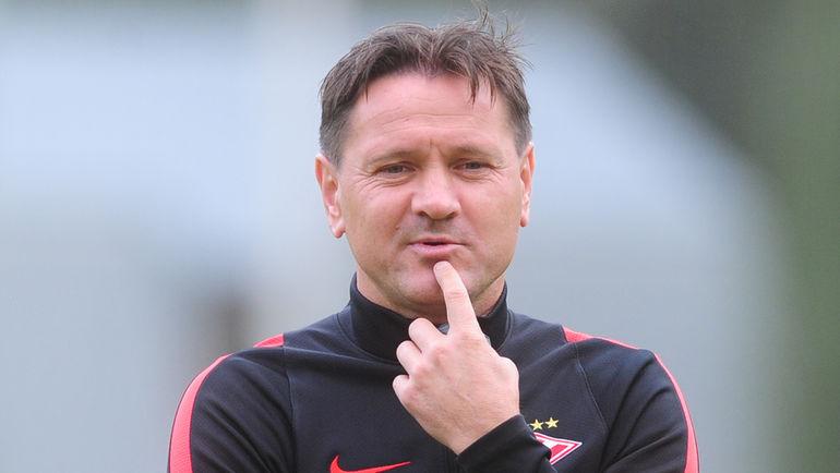 Дмитрий Аленичев: Хочу выиграть этот чемпионат