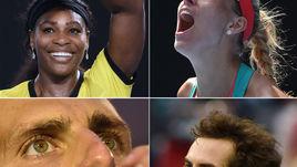Все финалисты Australian Open 2016