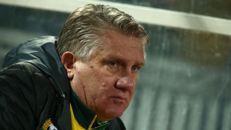 Сергей ТАШУЕВ. Фото Виталий ТИМКИВ