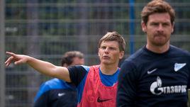 Андрей АРШАВИН (в центре): тренерское ремесло не зовет?