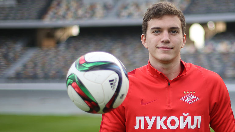 Антон Митрюшкин