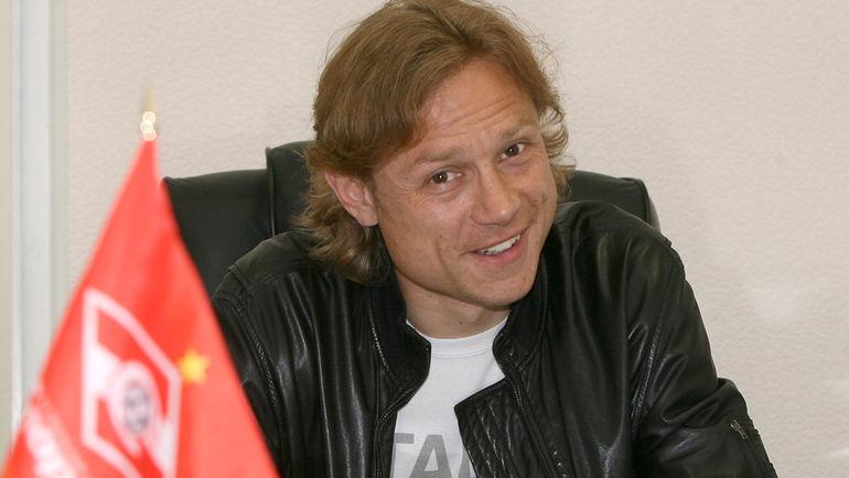 Хавбек, менеджер, тренер. Валерию Карпину - 47. «Ну и?» (Фото)