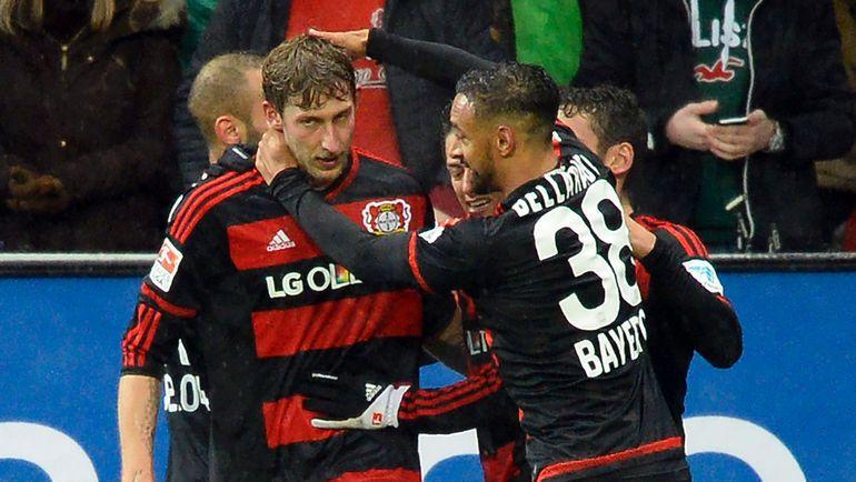 """""""Байер"""" – """"Бавария"""". Фото AFP"""