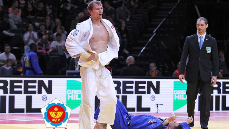 Денис ЯРЦЕВ. Фото Марина МАЙОРОВА, judo.ru