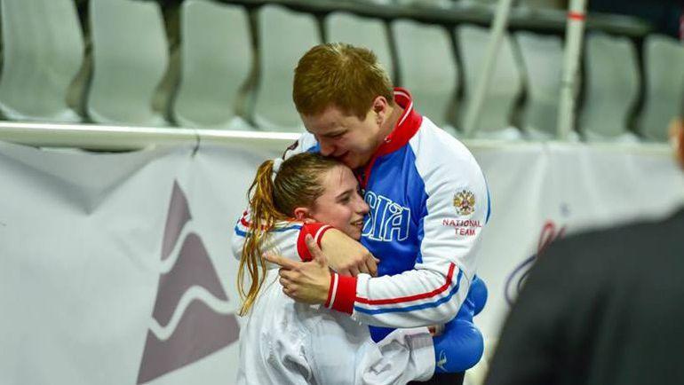 Елизавета ЛАЗАРЕВА. Фото karate.ru