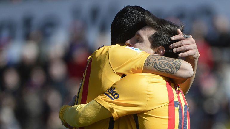 """Валенсия"" – ""Барселона"". Фото REUTERS"
