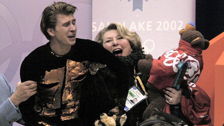 Alexei Yagudin, Tatiana Tarasova