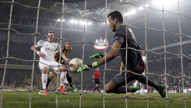 414. Fenerbahçe (TUR) - Lokomotiv Moskva (RUS) 2:0