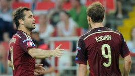 По мнению Сергея Степашина, у Александра КОКОРИНА (справа) есть шансы проявить себя в