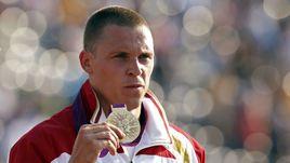 Марис Штромбергс в ВМХ  принес Латвии первое золото Олимпиады-2012
