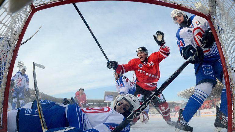 В ВХЛ после увлекательной регулярки начинается все самое интересное. Фото photo.khl.ru